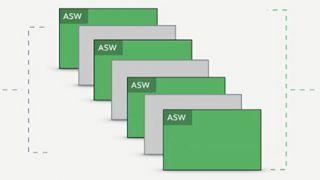 ASWが推測したフレームを挿入する