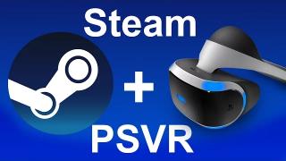 Steam+PSVR