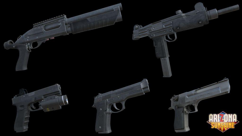 arizonasunshine_weapons
