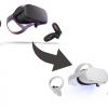 Oculus Quest1からOculus Quest2にセーブデータを移行する